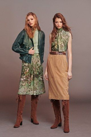 Alberta Ferretti Pre-Fall 2020 – Fashion Shows | Vogue Germany
