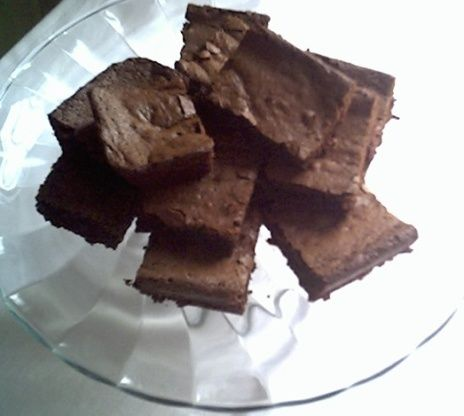 Kittencals Extreme Chocolate Brownies