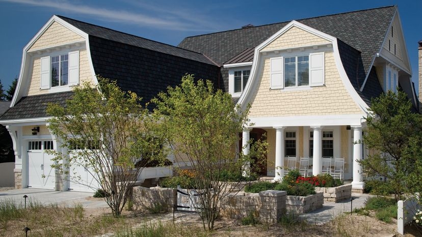Dutch Colonial Style Home Designs From Homeplans Com Dutch Colonial Homes Dutch Colonial Exterior Dutch House