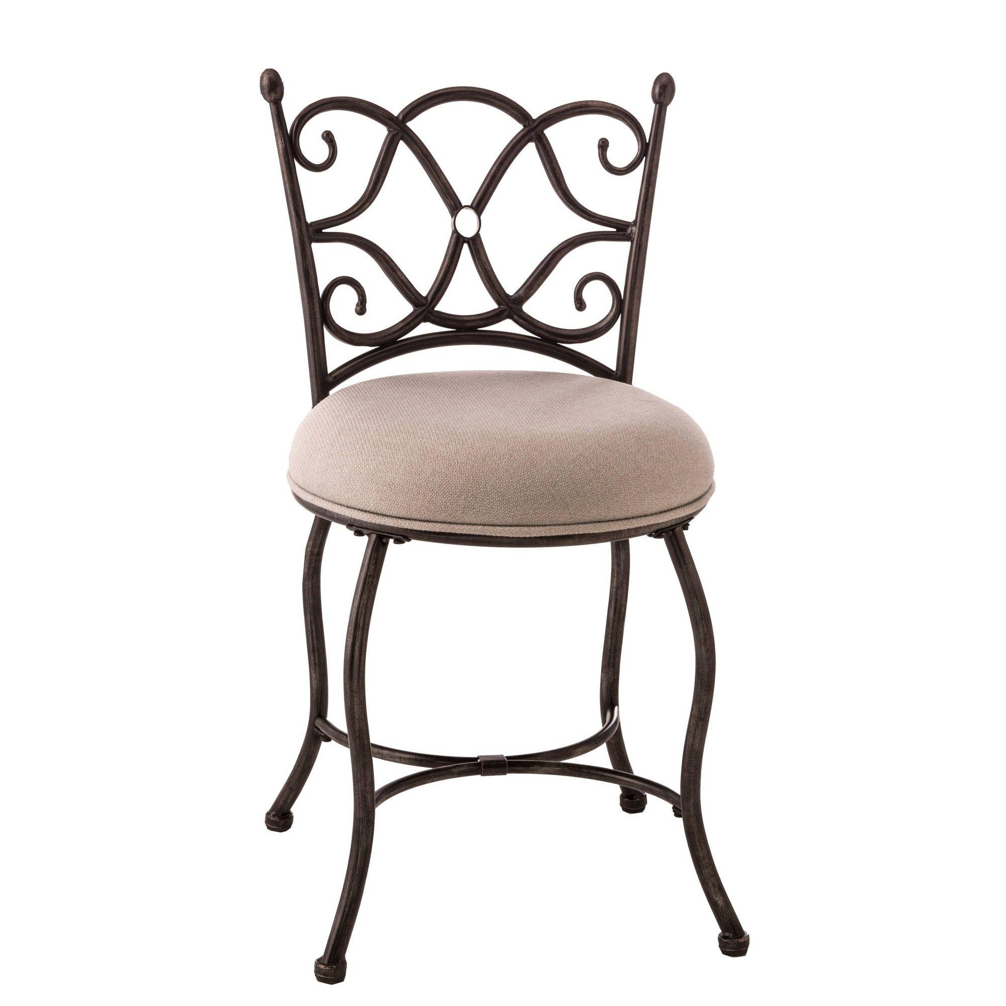 31 Brody Vanity Gray Hillsdale Furniture With Images Vanity