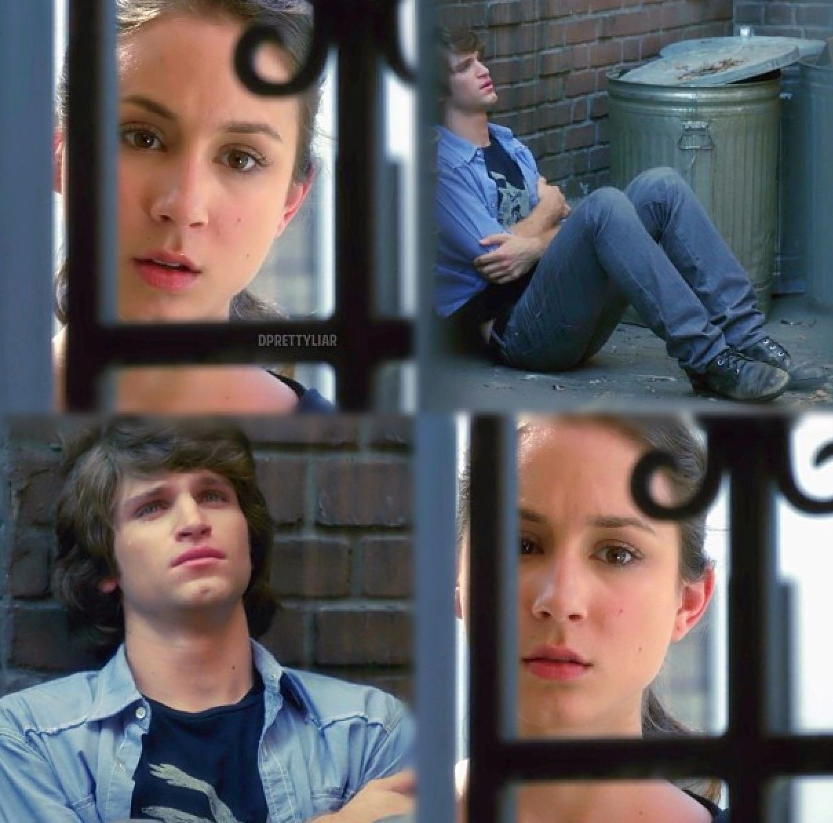 Spencer hastings and toby cavanaugh