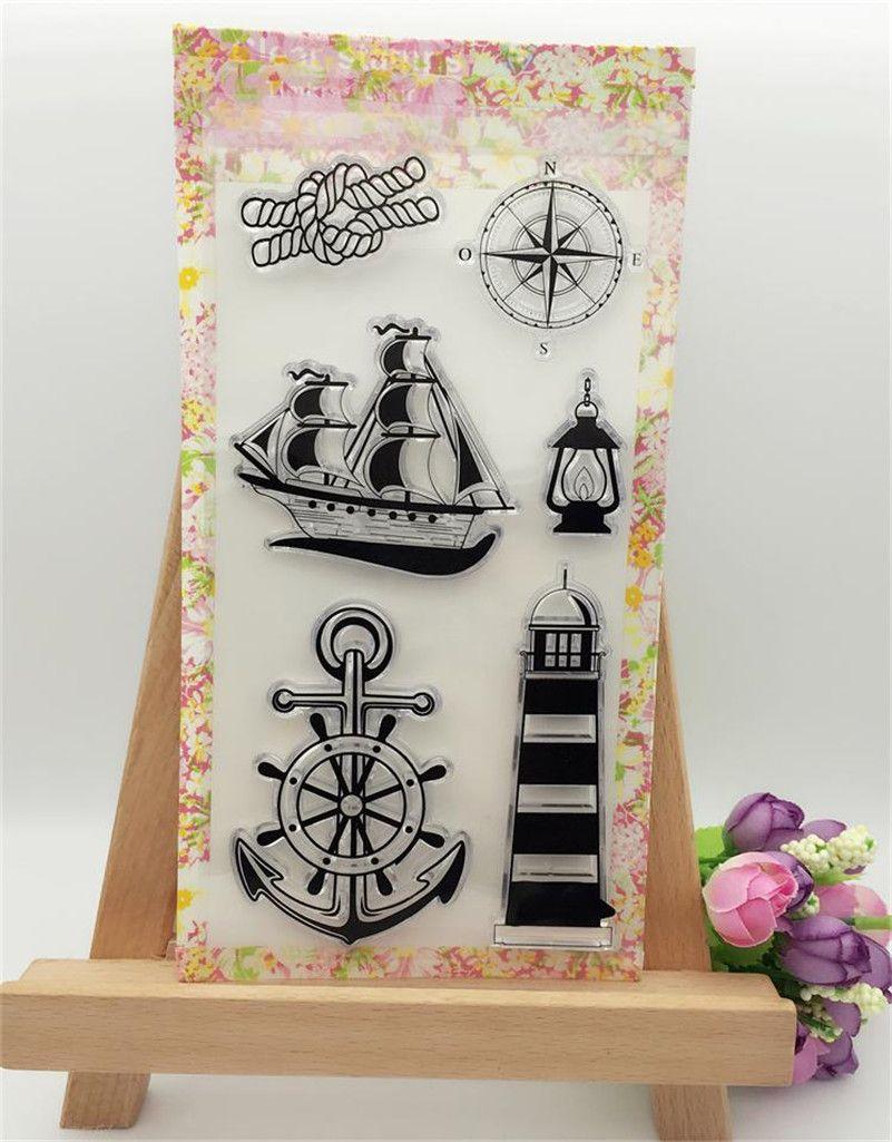 Navigation ocean ship