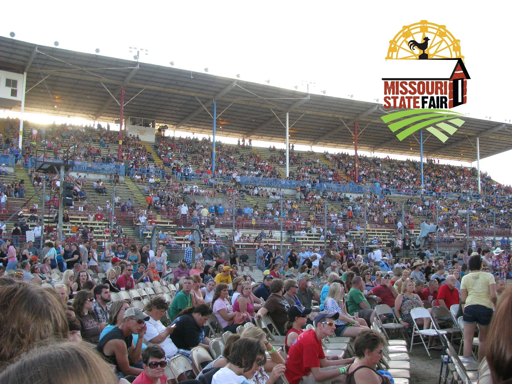 State Fair Grandstand Seating Iowa Brokeasshome Com