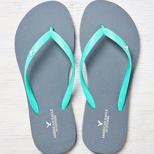 Unisex V Flip Flops Ocean Waves Personalized Summer Slipper