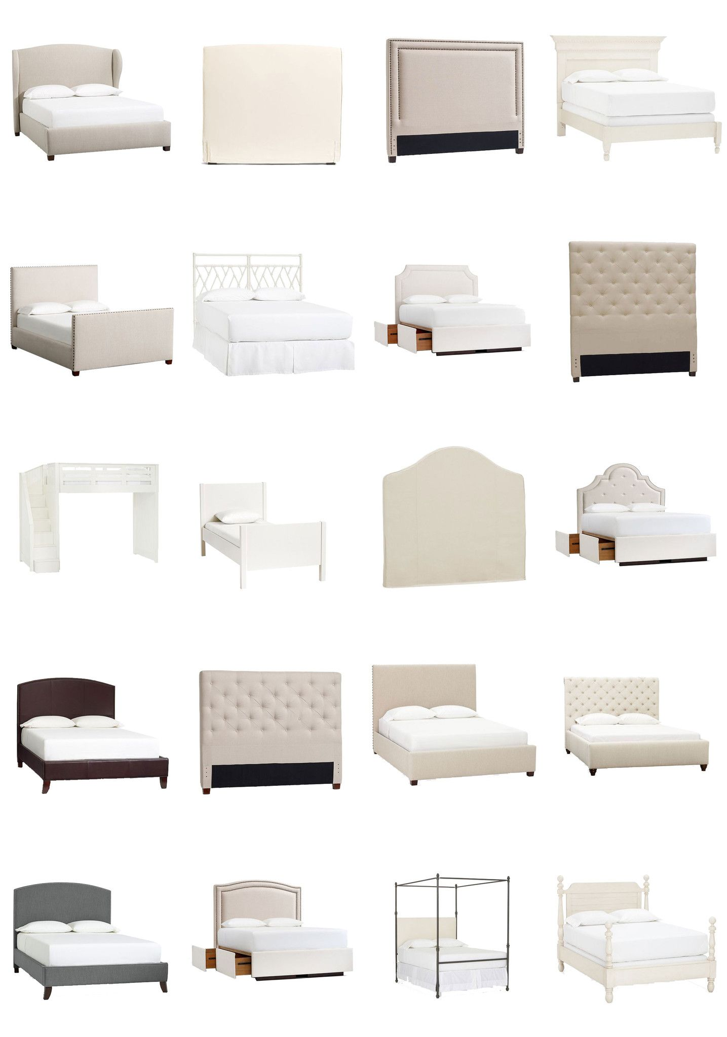 Photoshop psd bed blocks v1 cad design free cad blocks for Bed elevation blocks