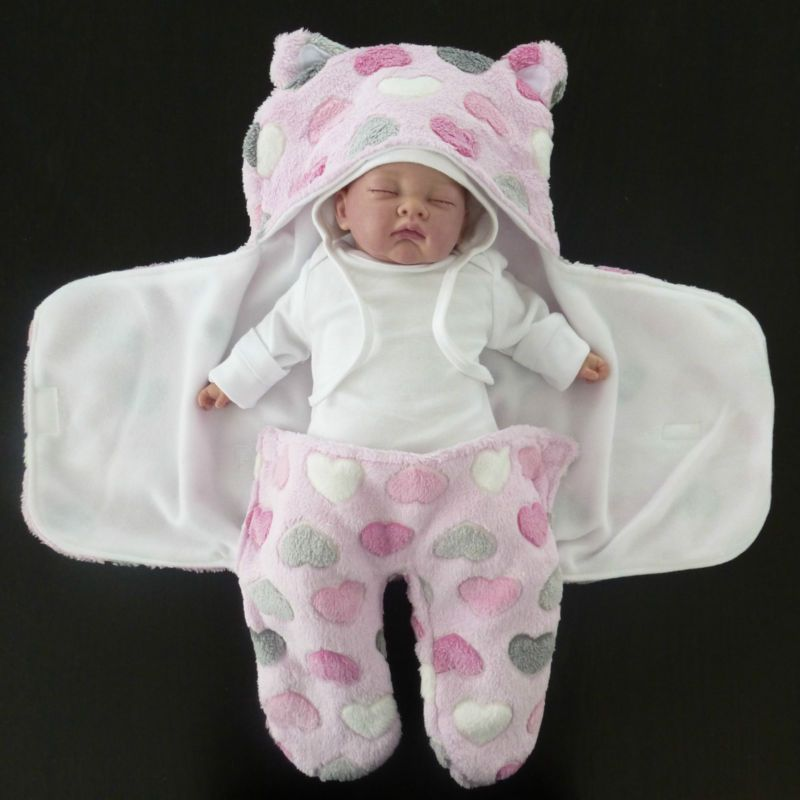 first steps babydecke wickeldecke schmuse decke puck sack baby 0 4 monate baby pinterest. Black Bedroom Furniture Sets. Home Design Ideas