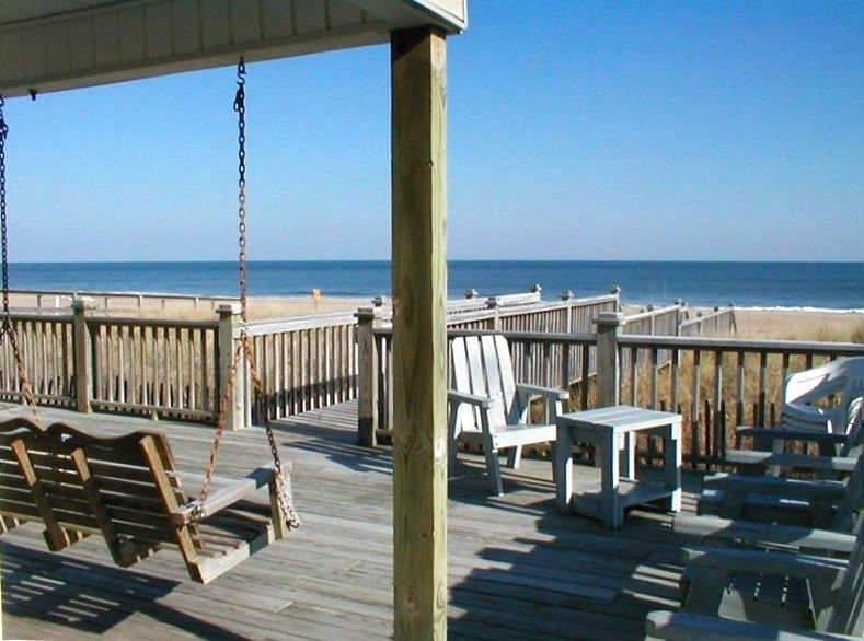Kure Beach Vacation Al Vrbo 86522 3 Br Southern Coast House In Nc September Oceanfront 3br Amazing Views Huge Deck Wifi Swing Grill