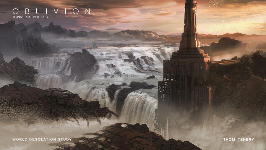 Oblivion Templos