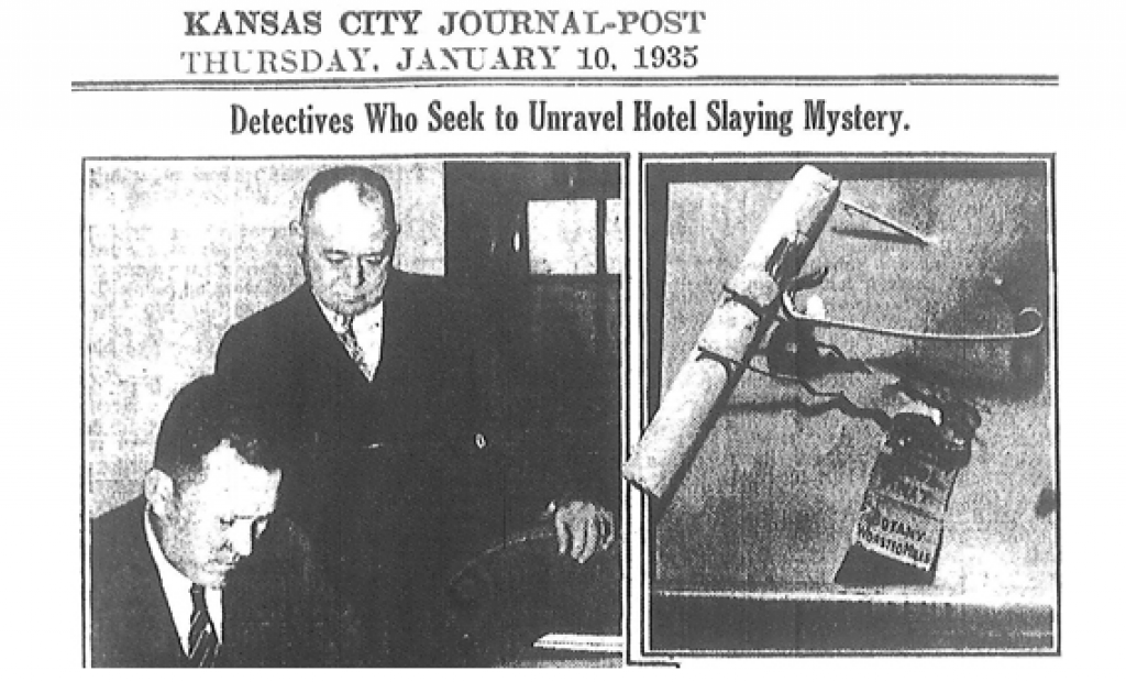 Roland T Owen Room 1046 Kansas City Hotels Kansas City Owen