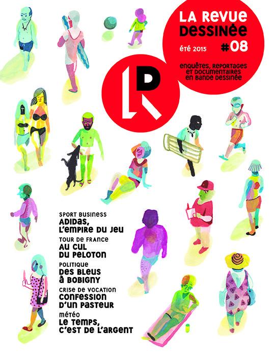 La Revue Dessinée #08