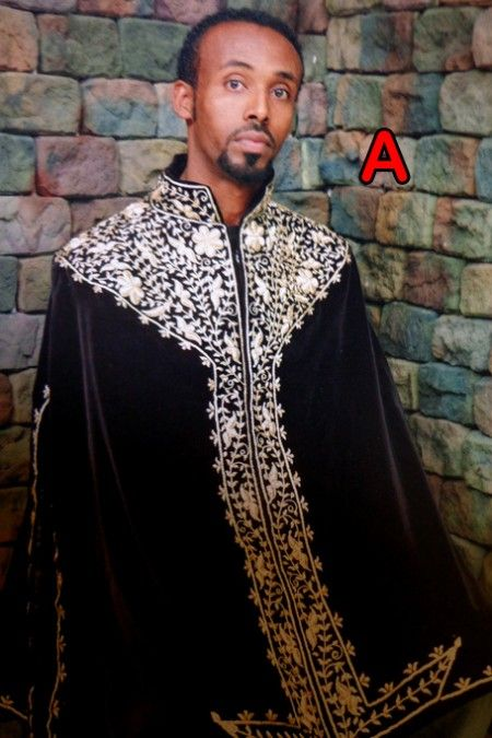 Ethiopian Wedding Kaba Traditional Ethiopian Clothing