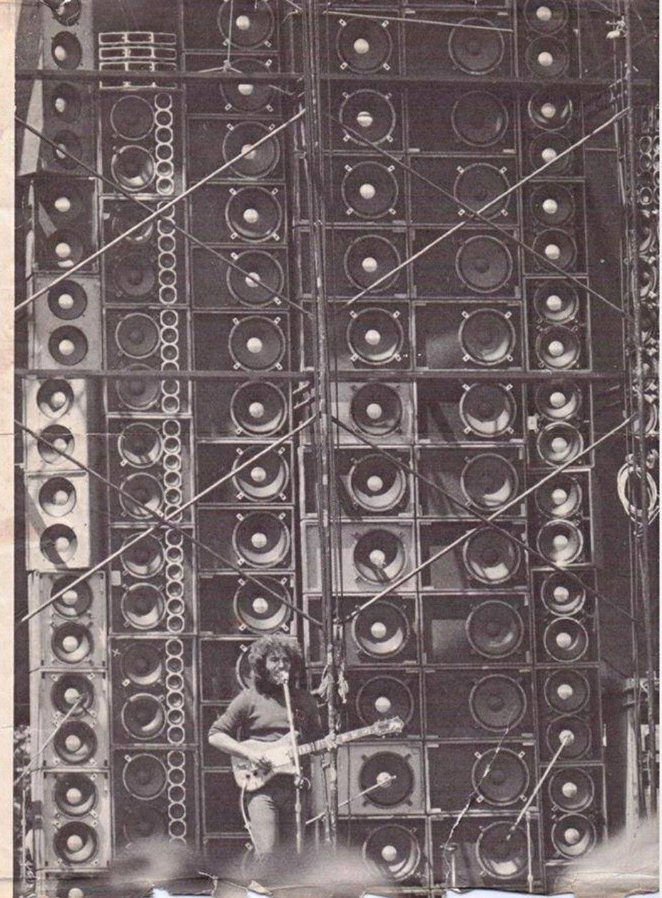 Grateful Dead's Wall of Sound Wall of sound, Dead