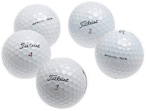 26+ Titleist practice golf balls info
