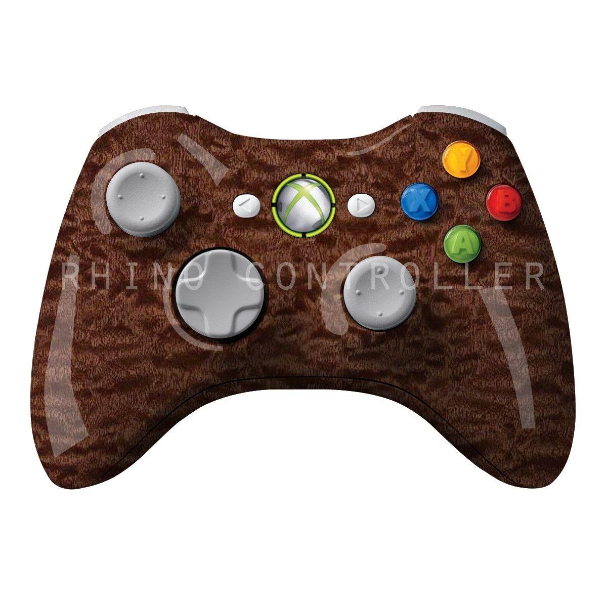 Rh Xbox Rhino Controllers Custom Xbox Xbox 360 Controller Xbox