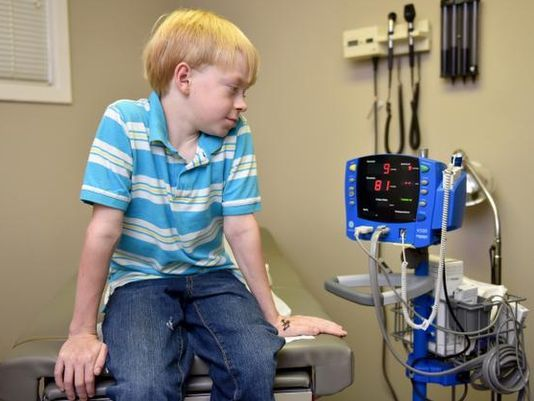 Dad to donate kidney for 10-year-old son's transplant #DonateLife #MS #Cystinosis