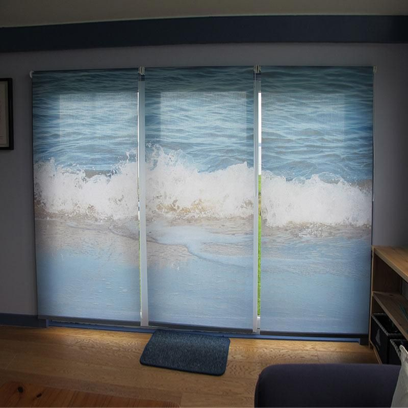 Custom Photo Blinds Personalised Photo Roller Blinds home