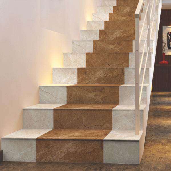Step Riser 1026 1226 Ceramic Tiles Elegant Bathroom Outdoor Flooring Ceramic Tiles