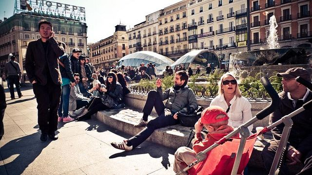 M 02 Madrid San Photo