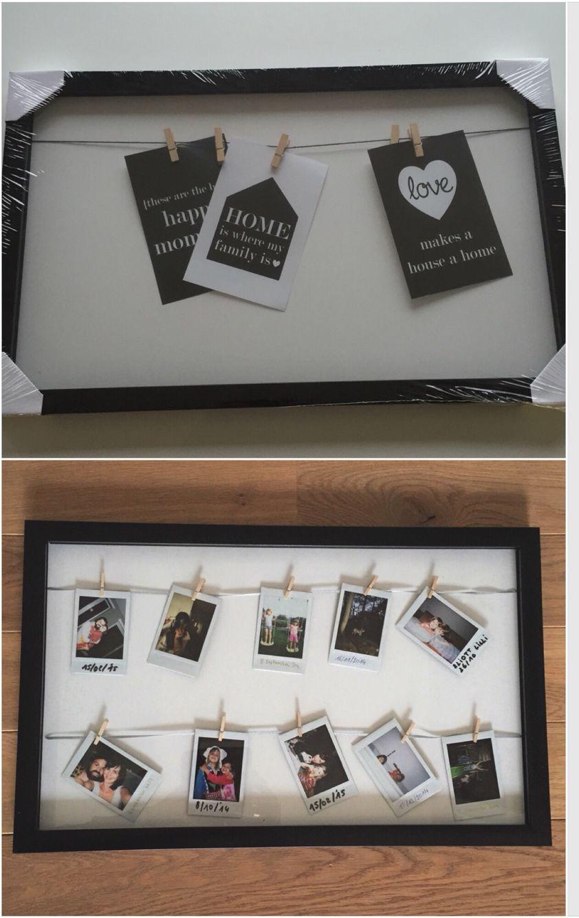 Polaroid instax fotoframe fotolijst