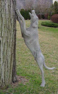 Concrete Sculpture | Concrete Garden Sculpture