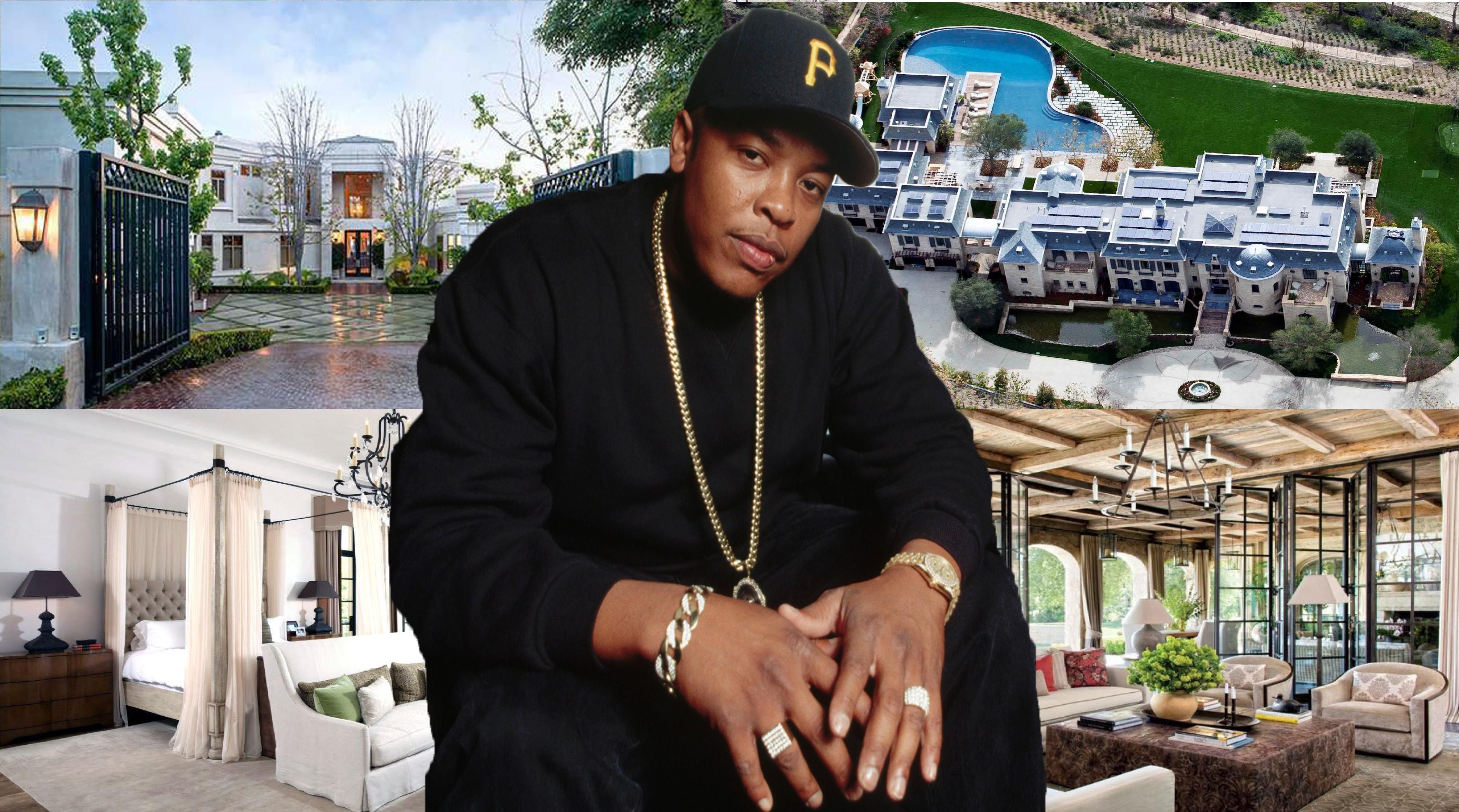 Berühmtheit häuser eminem der anfang rap jugendliche tod house dr 50 million