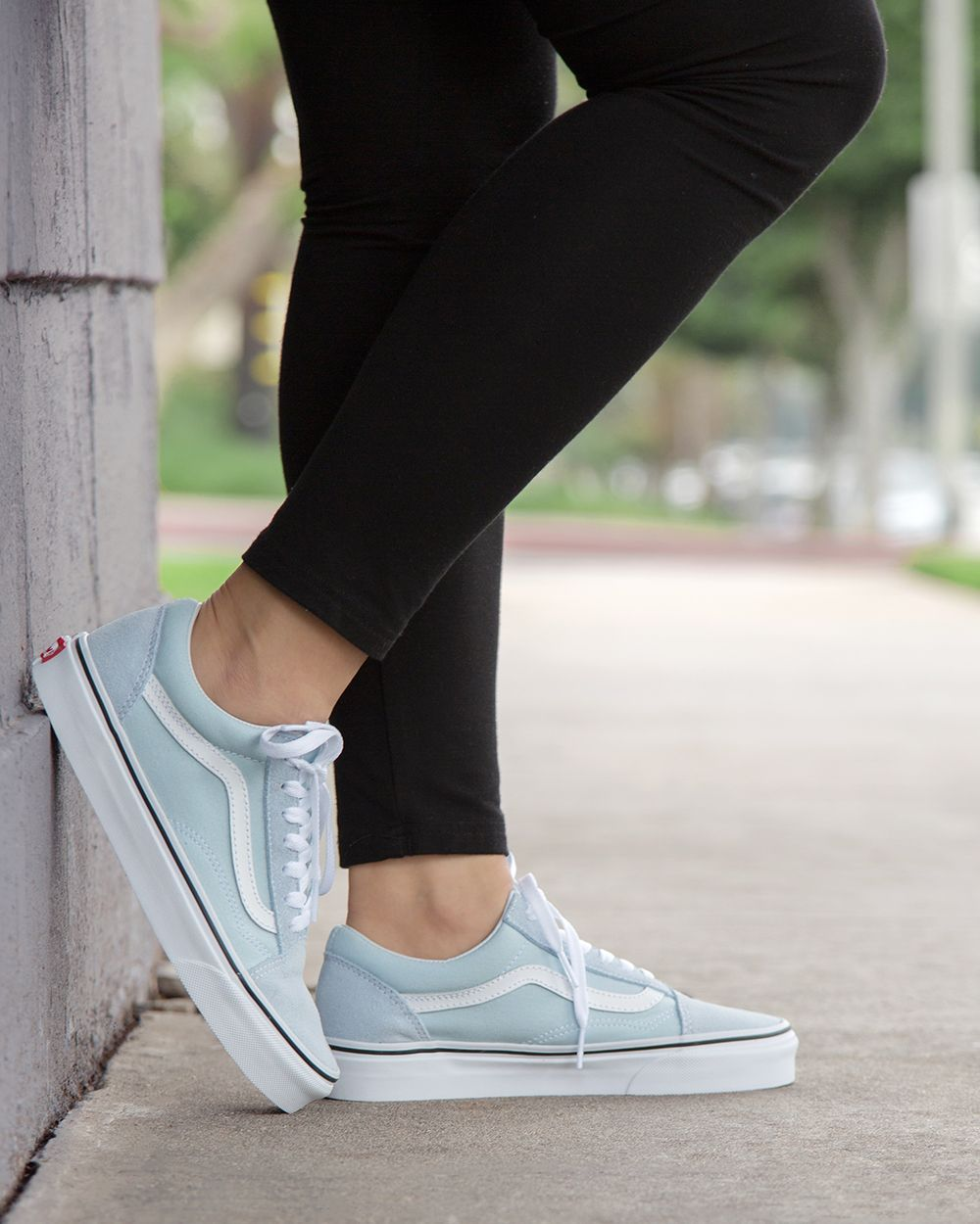 f709298ff06f vans    Old Skool Baby Blue