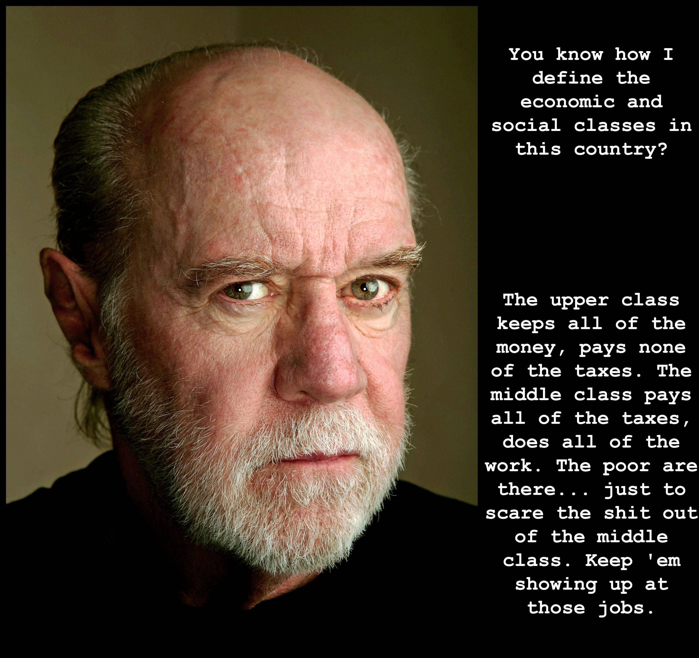 Funny Quotes George Carlin