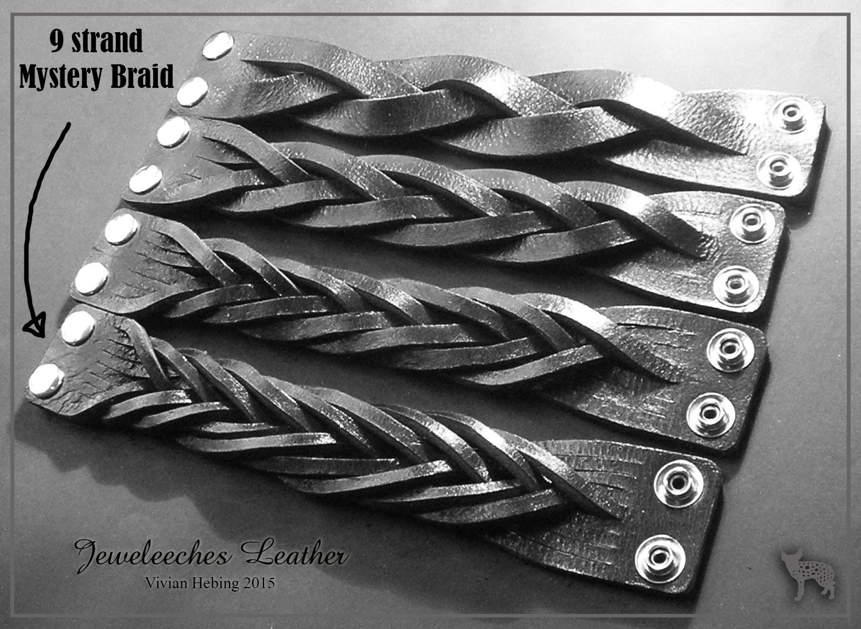 Braided Spirit Bracelet 9 strand