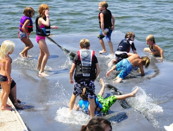 Why Floating Mats For Your Grand Lake Fun?