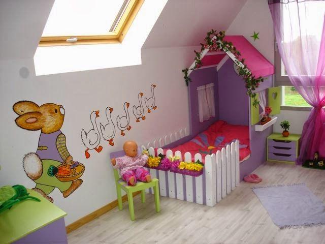 Cama original para niños ideas casa Pinterest Camas, Para - diseo de habitaciones para nios
