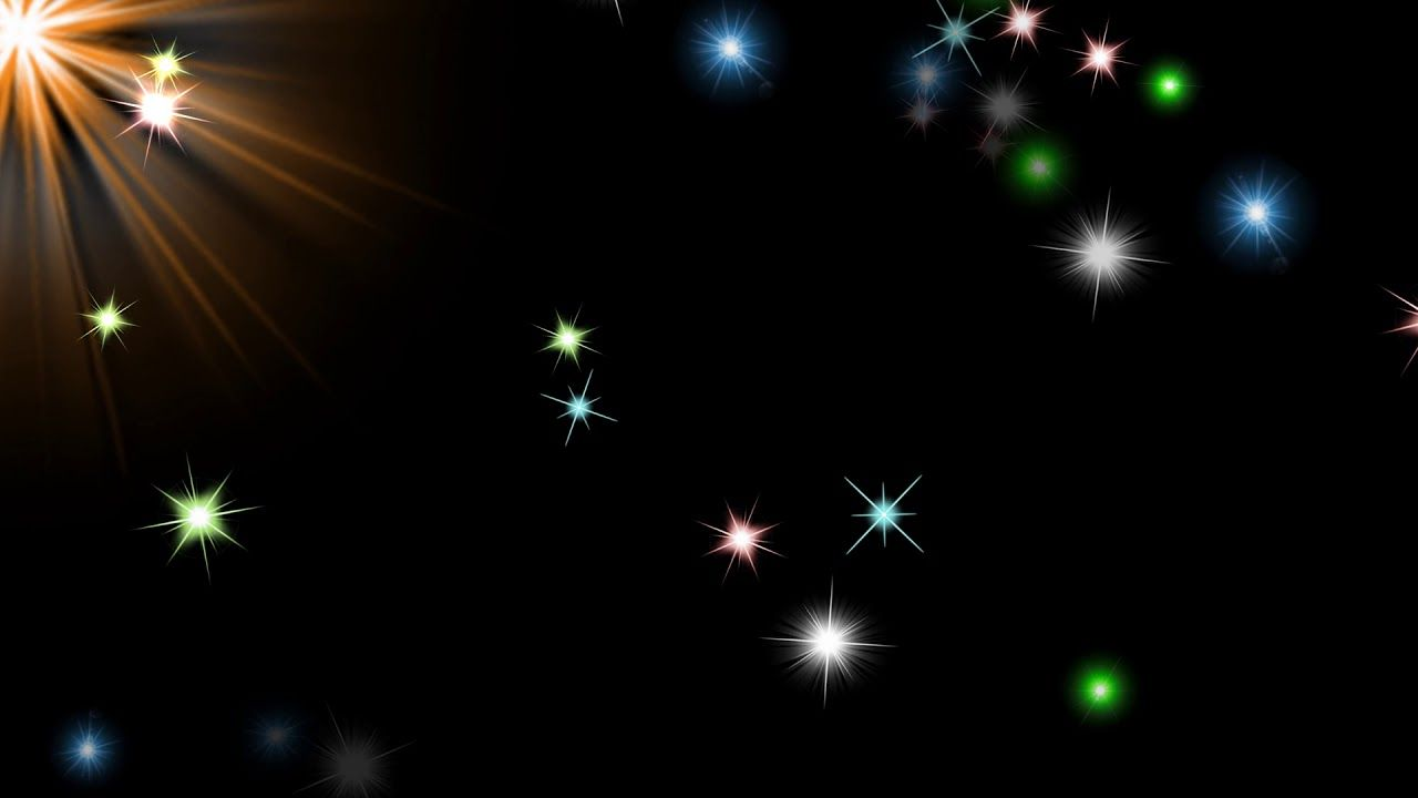 Black Screen Star Video Effects Star Video Effect Background Images Wallpapers Green Background Video Green Screen Video Backgrounds