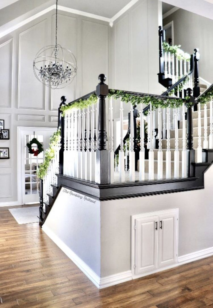 Step inside nantucket home my ideal christmas easy diy also best sweet images in interior rh pinterest