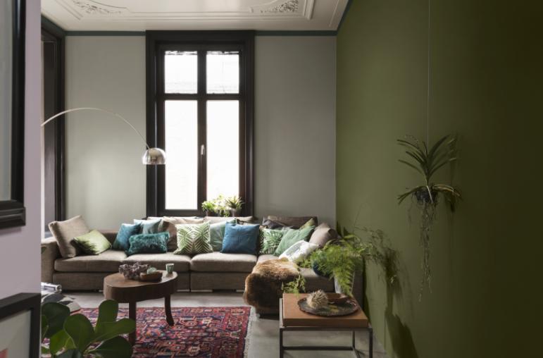 Lente interieur trends 2017. Groen=booming. Lees meer hier ...