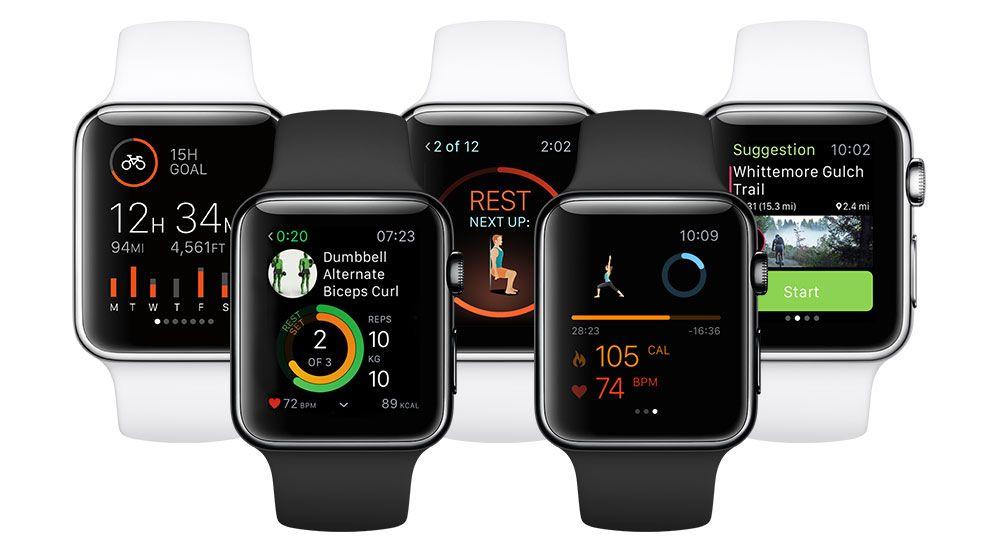The Best Apple Watch Fitness Apps Apple Watch Fitness Apple Watch Fitness Apps Apple Watch