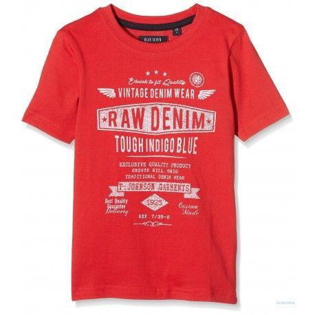 #rebajas #ropadeninos #enviosgratis Camiseta #blueseven 5.97€