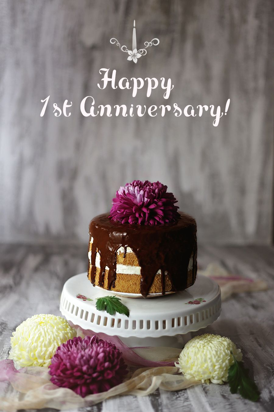 Happy 1st Anniversary Josh and Christy, have a wonderful