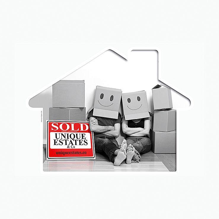 Make An Eye Catching Headboard: Eye Catching Estate Agents Leaflets