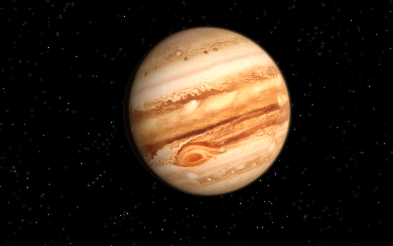 real planet jupiter - photo #8