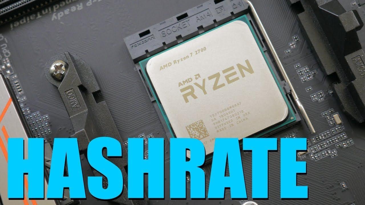 AMD Ryzen 7 2700 Hashrate | Nimiq | Monero | Sumokoin