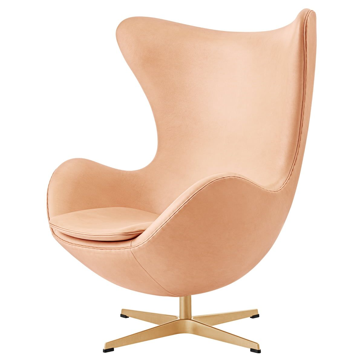 Lounge Sessel Egg Lounge Sessel Orange Egg Chair Kaufen Ei Sessel Online Leder