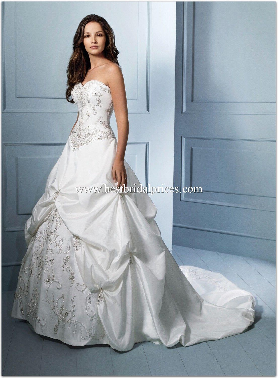 alfred+angelo+sapphire | Alfred Angelo Sapphire Wedding Dresses ...