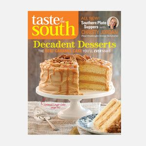 Taste of the South 1 Year now featured on Fab.