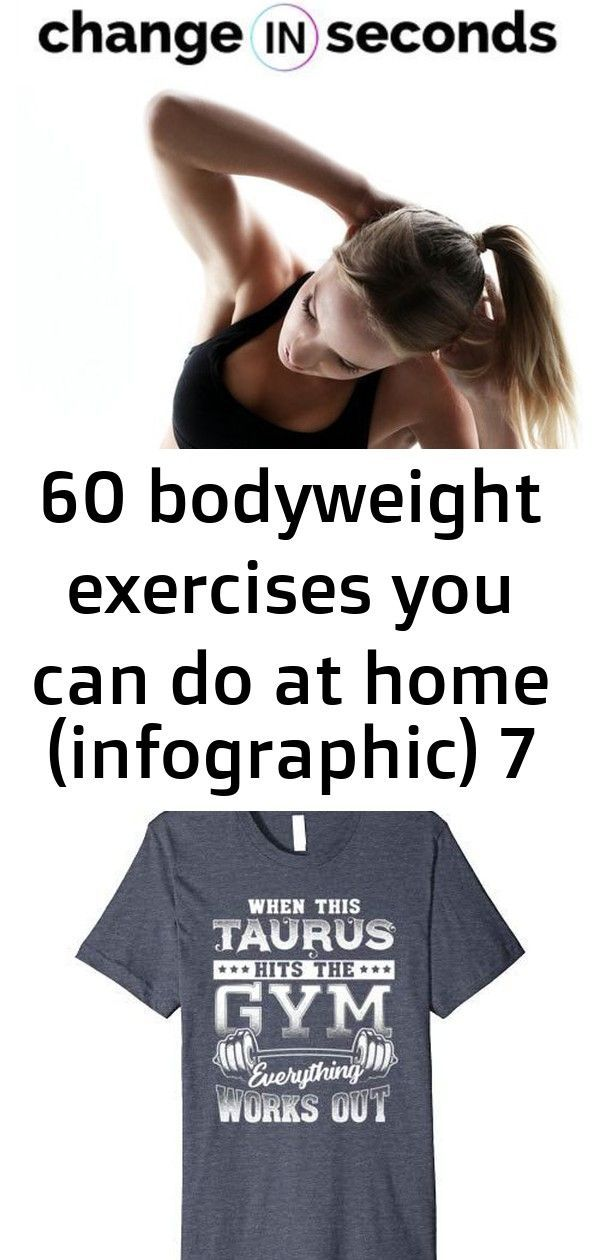 Bodyweight Exercises To Get In Shape Fast! Start exercising today in the convenience of your home or...