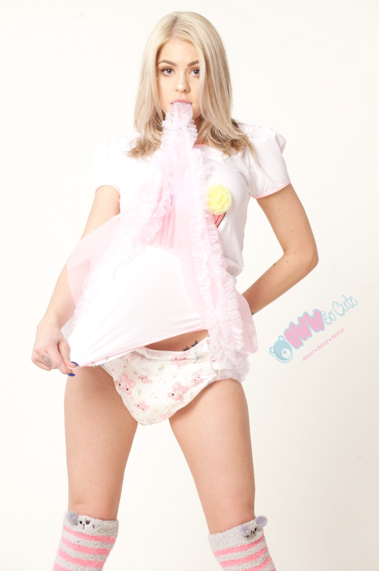 104df9f34439 Dress like a toddler again in our newest Cup Cake Tutu Onesie Romper! With  snap crotch closures for easy diaper changes!  tutu  onesie  onesies   adultonesie ...