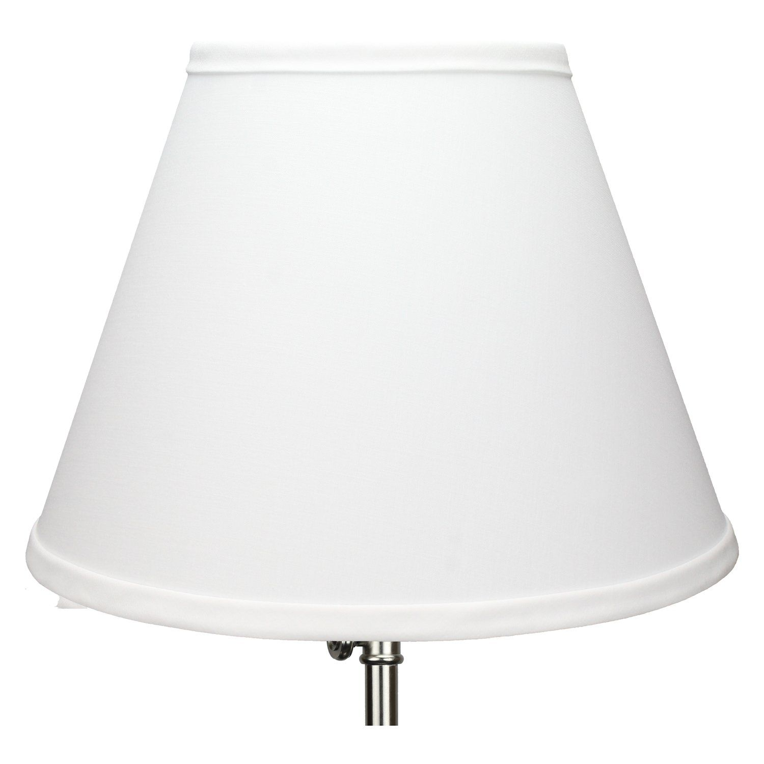 how to clean linen lamp shades