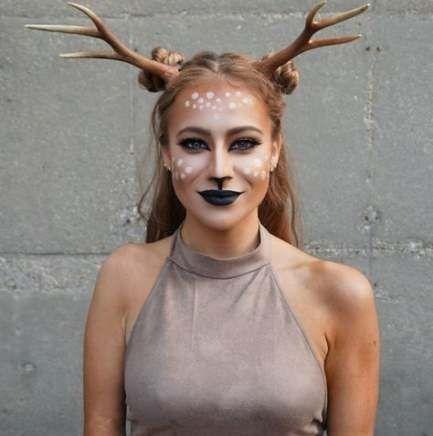 Photo of 27+ Ideen für Make-up Weihnachtsfeier Halloween-Kostüme