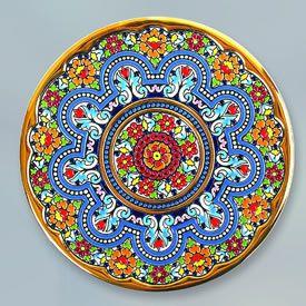 Decorative Plate 28 cms.