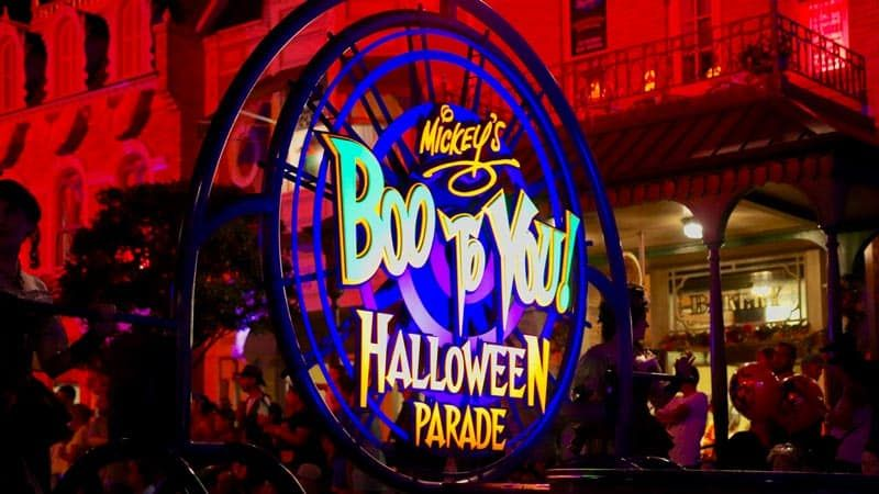 Mickey's Not So Scary Halloween Party Cancelled in 2020
