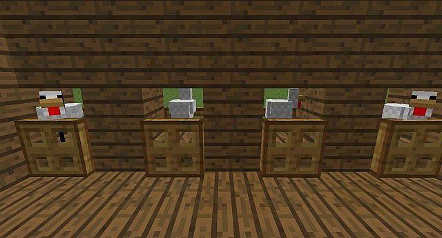 Chicken Coop Interior Images Chicken Coop Minecraft