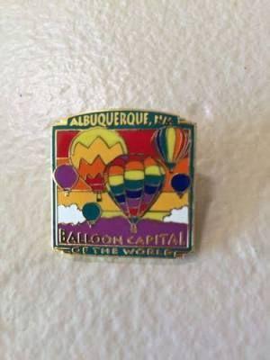 Albuquerque Mexico Lapel Pin ...